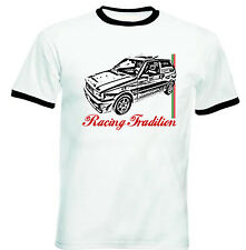FIAT UNO TURBO INSPIRED - NEW COTTON TSHIRT - ALL SIZES IN STOCK