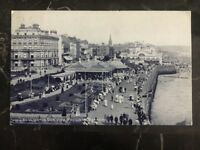 1913 Bridlington England Picture Postcard Cover to Manchester Pavilion Gardens