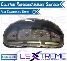 VT HSV Cluster Reprogramming Service XU6 XU8 Clubsport Manta SV99 GTS Senator R8