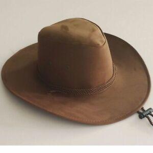 Men Women Cowboy Hat Western Unisex Wide Brim Cap Cowgirl Rodeo Casual Retro