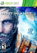 Lost Planet 3  Microsoft XBOX 360 NEW Game