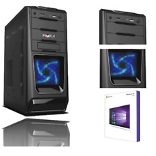PC DESKTOP COMPLETO PROFESSIONAL PENTIUM G4400 USB 3.0 WINDOWS 10 WIFI 1TB 8GB