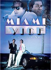 Miami Vice - Season 1 (DVD, 2005, 3-Disc Set) Don Johnson Phillip Michael Thomas