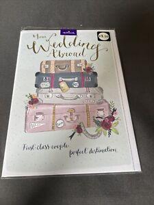 Wedding Abroad Card