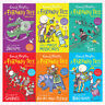 Enid Blyton The Magic Faraway Tree Adventure Collection 6 Books Set Pack NEW