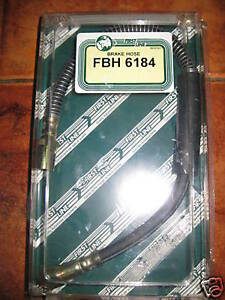 NEW FRONT BRAKE HOSE - FITS: LADA NIVA 4x4 (1979-98)