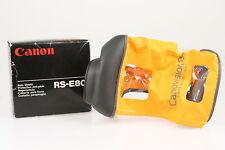 Canon RS-E80 Regenschtuz für Video 8 Kameras