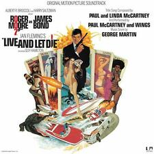 """Wings / George Martin - Live And Let Die (Soundtrack) 12"""" Vinyl LP New/Sealed"""