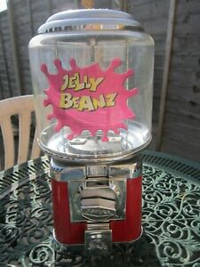 Beaver 20p coin operated sweet vending machine