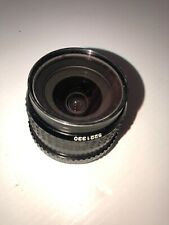 EXC++ PENTAX SMC PENTAX-A 24mm F2.8 K MOUNT MF WIDE ANGLE PRIME LENS.