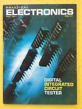 PRACTICAL ELECTRONICS - Magazine - May 1971 - Digital Integrated Circuit Tester