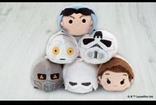 Disney USA Star Wars HOTH Tsum Tsum Set OF 6 NWT