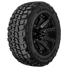 4-LT35x12.50R20 Federal Couragia M/T 121Q E/10 Ply BSW Tires