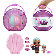 Lol Surprise Dolls Glitter Seashell Pearl Ball Bath Toy Girls Limited Edition