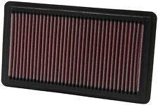 K&N Filters 33-2343 Air Filter Fits 06-11 Civic Element