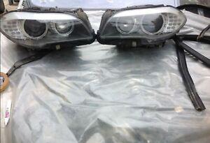 ✅ OEM BMW USA 5 Series F10 Xenon 10-13 Dynamic Headlight Genuine Choose Side