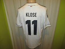 """Deutschland """"DFB"""" Adidas Heim Europameisterschaft Trikot 2012 + Nr.11 Klose Gr.M"""