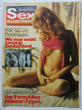 Reeperbahn Sex Illustrierte Nr 35/1974,