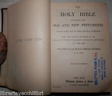 THE HOLY BIBLE Containing the Old and New Testaments Standard Version American