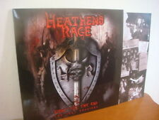 HEATHEN'S RAGE - Fight Till The End - The Lost Sessions LP