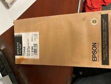 Epson - OEM Matte Black toner T5968 cartridge for 7890, 7900, 7700,, 9700, 9890,