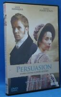 "dvd "" Persuasion "" de Jane Austen Sally Hawkins / Rupert Pennry-Jones"