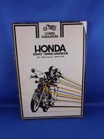 HONDA SERVICE REPAIR HANDBOOK MANUAL MOTORCYCLE BIKE 125-350cc TWINS 1964-1974