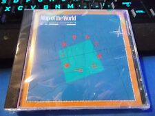 An Inch Equals a Thousand Miles by Map Of The World, CD (1989 Atlantic Records)