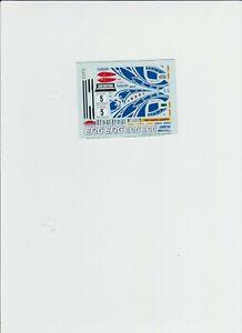 1:43 decal Racing43:Fiat Punto Kit Car-Targa Florio 2003 Andreucci