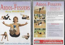 DVD - ABDOS FESSIERS : SCULPTEZ VOS FESSES AFFINEZ VOTRE TAILLE / NEUF EMBALLE