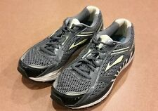BROOKS Dyad 7 Men's Slate Gray Running/Cross Training Shoes Size 8.5 US, 41 EUR