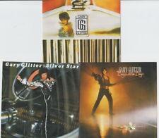 Gary Glitter 3CD SET (G. G. Silver Star Boys Will Be Boys)