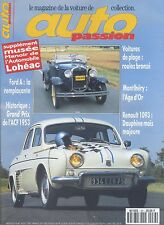 AUTO PASSION n°83