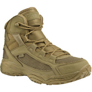 Magnum Assault Tactical 5.0 Urban Patrol Bottes Chasse Police Chaussures Coyote
