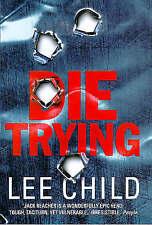 Die Trying by Lee Child (Hardback, 1998)