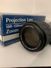100- 150mm ZOOM LENS  f/3.5 FF for Kodak Carousel Slide Projector-JAPAN-NEW