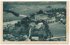 Ansichtskarte mit Flugzeugaufnahme vom Kloster Beuerberg