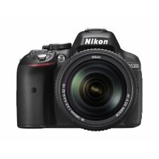 USED Nikon D5300 with AF-S 18-140mm VR Black Excellent FREE SHIPPING