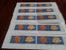 EUROPA   1995  BOOKLET  X  5  +1996  X 3  USED