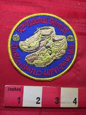 Vtg Nc - 7th Va Vols 52nd National Civil War Skirmish Reenactment Patch 77V3