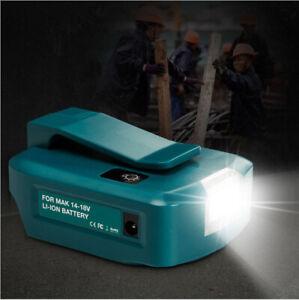 14,4-18V Batterie USB Ladeadapter für Makita ADP05 BL1415 BL1430 JT6226 LGG1230