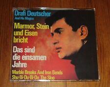 """DRAFI DEUTSCHER Marmor, Stein und Eisen bricht 3"""" CD Single 1988 4trk"""