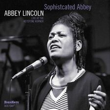Abbey Lincoln - Sophisticated Abbey [New CD]