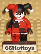 LEGO DC Universe Super Heroes 6857 Harle Quinn Minifigure NEW
