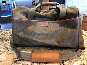 Hartmann Luggage Travel Duffel Bag Adjustable & Removable Strap