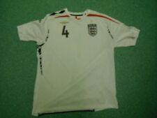 4 Camisetas de fútbol para hombres