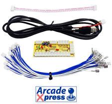 Zero Delay Arcade USB Encoder Interfaz 1 player PC compatible with Raspberry Pi