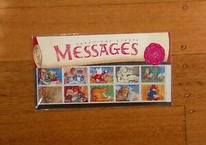 1994 Royal Mail. Greetings Stamps Messages Mint Stamps. Set Of 10.
