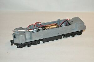 HO scale PARTS Bachmann EMD F7A locomotive chassis frame trucks motor drive