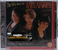 """♫ CD THE VERY BEST OF THE THREE DEGREES """"dirty old man"""" ♫"""